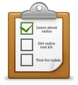 Test for Radon