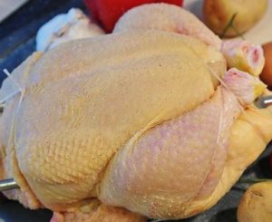Raw Poultry
