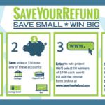 Save Tax Refund