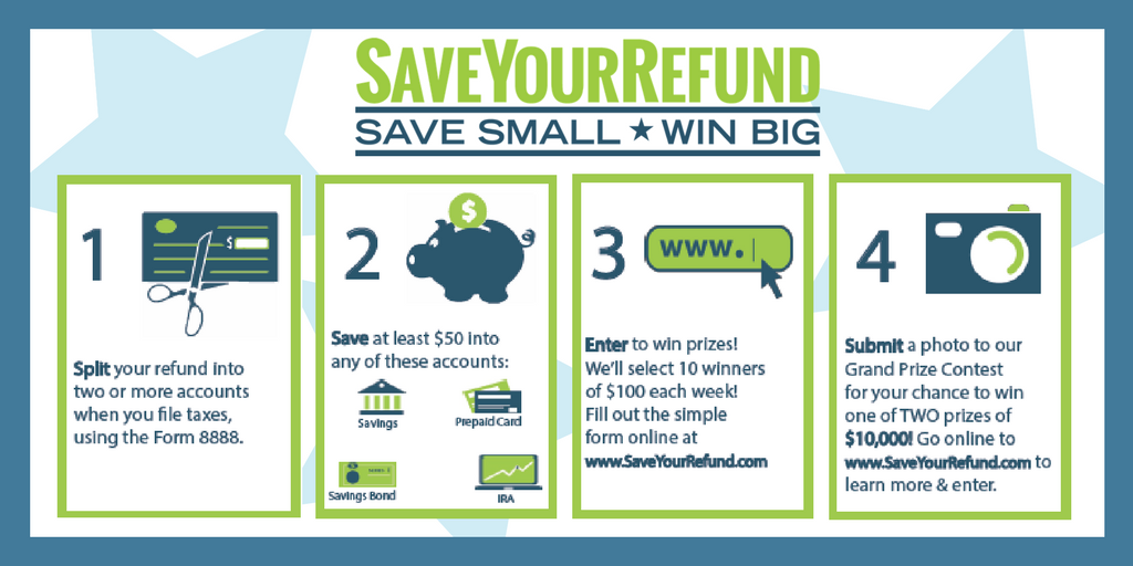 Image result for save your refund
