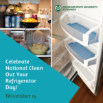 Clean Out Your Fridge to Prepare for the Holidays