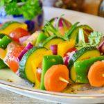 Grilling Summer Vegetables
