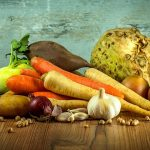 Root Vegetables: parsnips, turnips, garlic, beets, carrots, onions and others