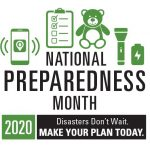 National Preparedness Month 2020