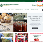 Food Smart Colorado website home page
