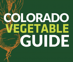 Colorado Vegetable Guide website photo