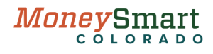 Money Smart Colorado logo